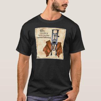 Gutenberg Cartoon 3477 T-Shirt