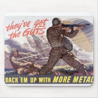 Guts Mouse Pad