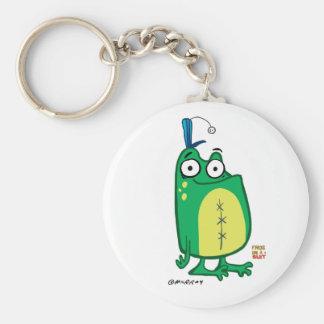 Gutsy Keychain