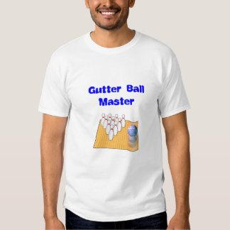 Gutter Ball Master Tshirts