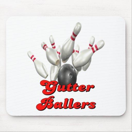Gutter Ballers Mousepads