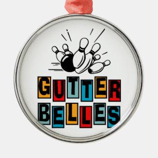Gutter Belles Christmas Tree Ornaments