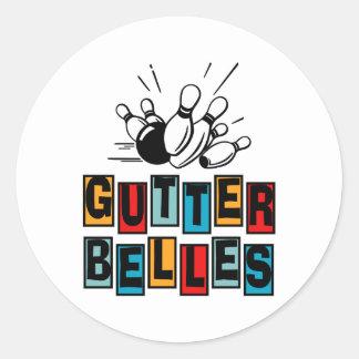 Gutter Belles Sticker