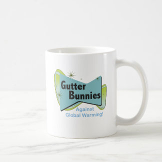 Gutter Bunnies Coffee Mug