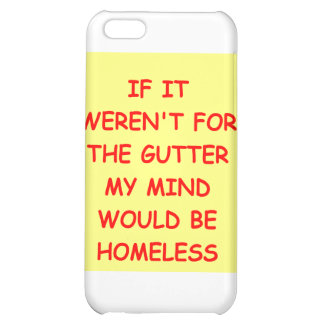 GUTTER png iPhone 5C Cover
