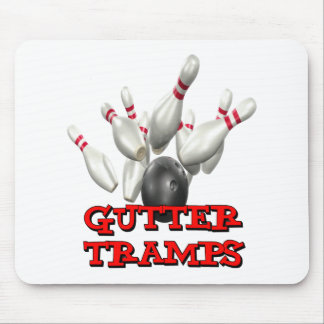 Gutter Tramps Mouse Pad