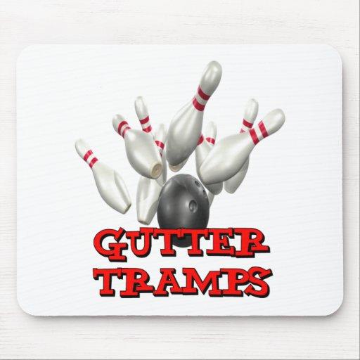 Gutter Tramps Mousepads
