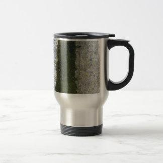 Gutter Trash -- Slime with concrete gutter. Mug