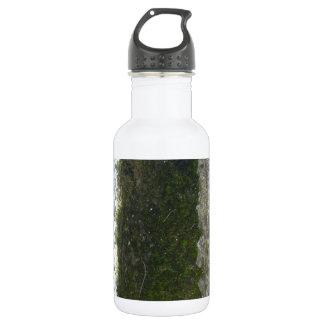 Gutter Trash -- Slime with concrete gutter. 18oz Water Bottle