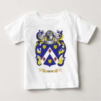 Guy Coat of Arms (Family Crest) Tshirts