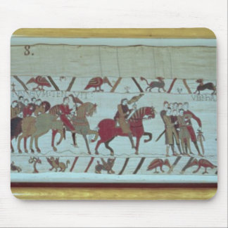 Guy of Ponthieu takes Harold, to Beaurain Mouse Mat