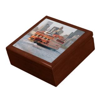 Guy V. Molinari keepsake box