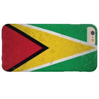 Guyana Barely There iPhone 6 Plus Case
