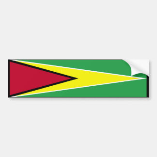 Guyana Bumper Sticker