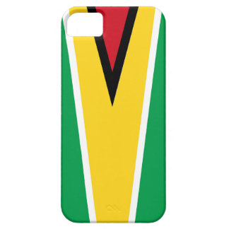 guyana country flag nation symbol long barely there iPhone 5 case