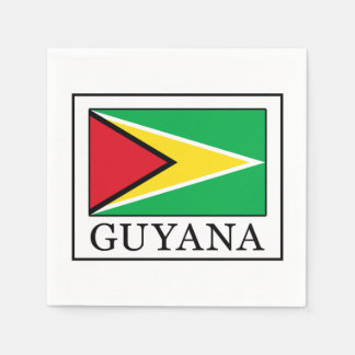 Guyana Disposable Serviettes