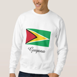 Guyana Flag Design Sweatshirt