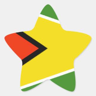 Guyana Flag Stickers