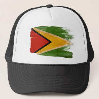 Guyana Flag Trucker Hat