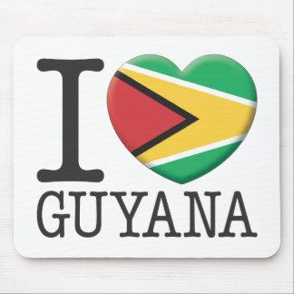 Guyana Mouse Mat