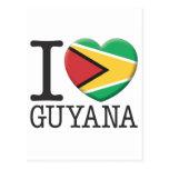 Guyana Post Cards