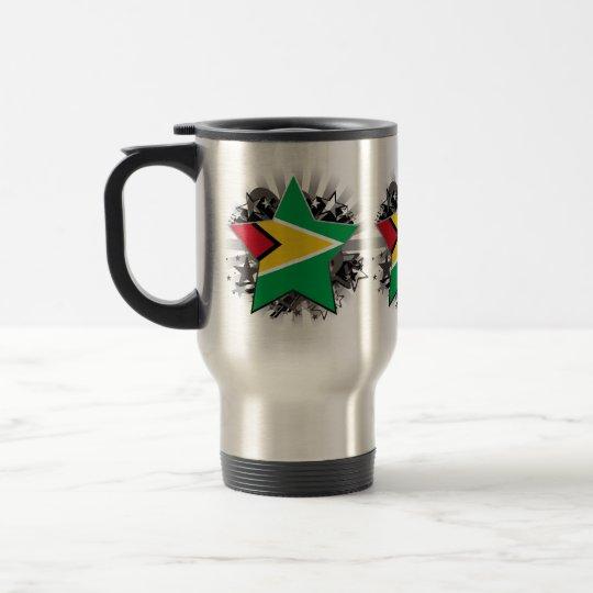 Guyana Star Travel Mug