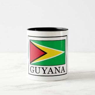 Guyana Two-Tone Coffee Mug