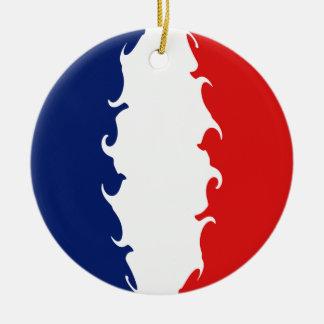 Guyane Gnarly Flag Ornaments