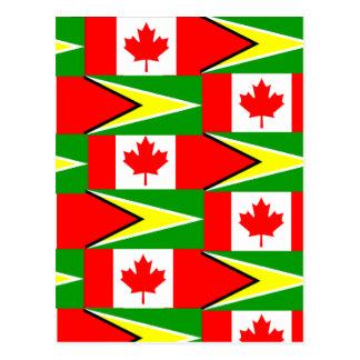 guyanese canadian postcard