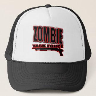 guys girls undead zombies funny zombie shirt trucker hat