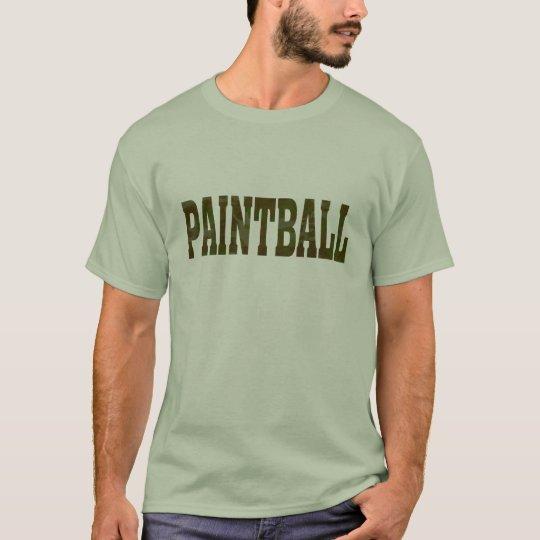 guys paintball T-Shirt