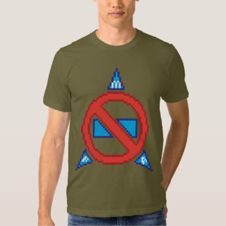 Guys PMA 8 bit Shirt