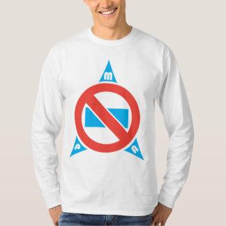 Guys PMA Logo Long Sleeve Tee Shirt