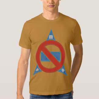 Guys PMA Merit Badge T-shirt