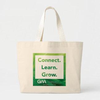 GWA Connect Learn Grow Jumbo Tote