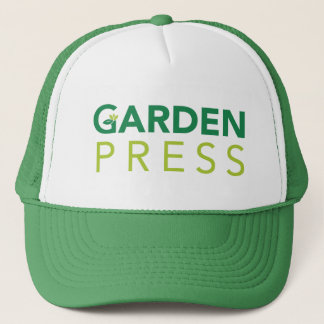 GWA Garden Press Trucker Hat