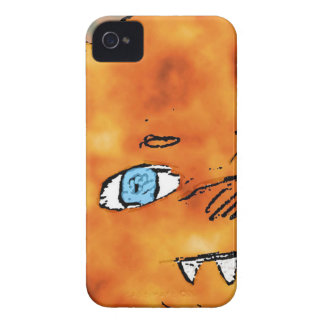 Gween the fox iPhone 4 cover