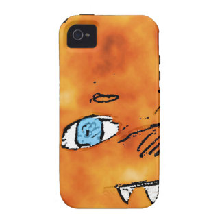 Gween the fox iPhone 4/4S cases