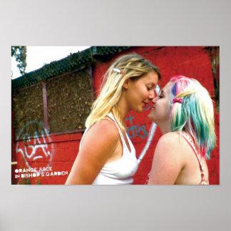 Gwen and Sarah Poster