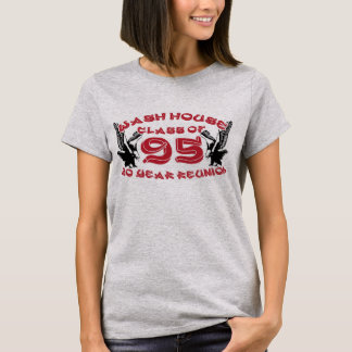 GWHS 20TH REUNION T-SHIRT