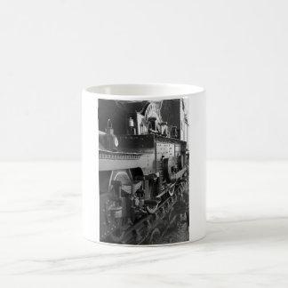 GWR 4430 City of Truro Basic White Mug