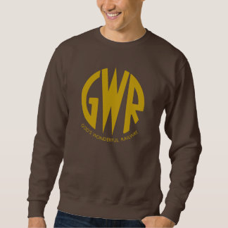 GWR Great Western Railways Vintage Hiking Duck Sweatshirt