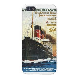 GWR Travel to Ireland Poster iPhone 5 Case