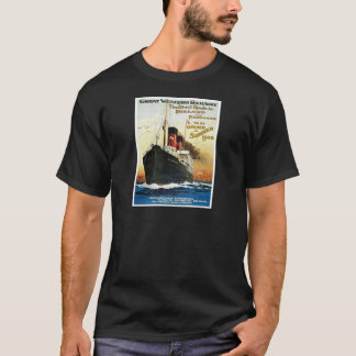 GWR Travel to Ireland Poster T-Shirt
