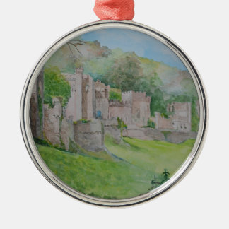 Gwrych Castle Christmas Ornament