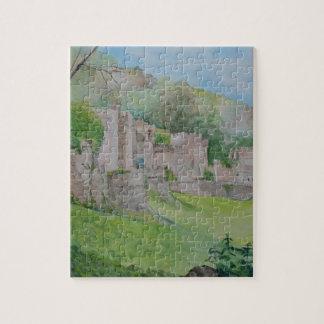 Gwrych Castle Jigsaw Puzzle