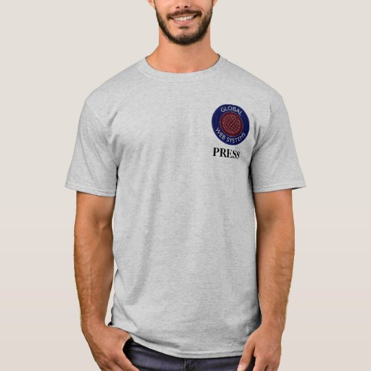 GWS LOGO, PRESS T-Shirt