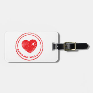 GWT Luggage Tag