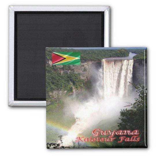 GY - Guyana - Kaieteur Falls Magnet