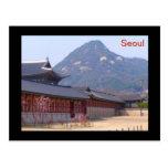 Gyeongbokgung Palace Postcard